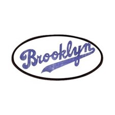 Throwback Brooklyn Patches