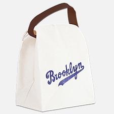 Throwback Brooklyn Canvas Lunch Bag