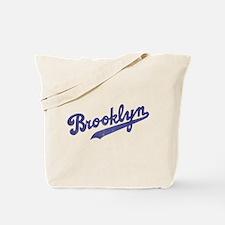 Throwback Brooklyn Tote Bag