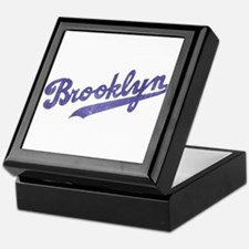 Throwback Brooklyn Keepsake Box