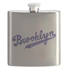 Throwback Brooklyn Flask