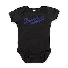 Throwback Brooklyn Baby Bodysuit