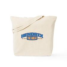 The Great Hendrix Tote Bag