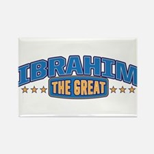 The Great Ibrahim Rectangle Magnet