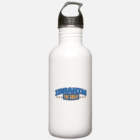 The Great Ibrahim Water Bottle