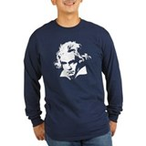 Classical music Long Sleeve T-shirts (Dark)