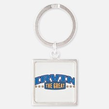 The Great Irvin Keychains