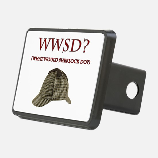 What Would Sherlock Do? Hitch Cover