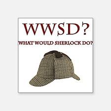 What Would Sherlock Do? Sticker