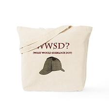 What Would Sherlock Do? Tote Bag