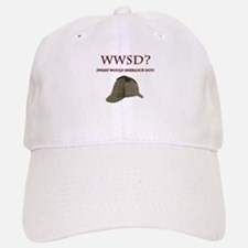 What Would Sherlock Do? Baseball Baseball Baseball Cap