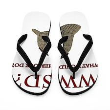 What Would Sherlock Do? Flip Flops