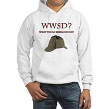 What Would Sherlock Do? Hoodie