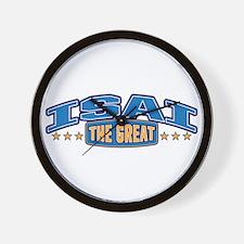 The Great Isai Wall Clock