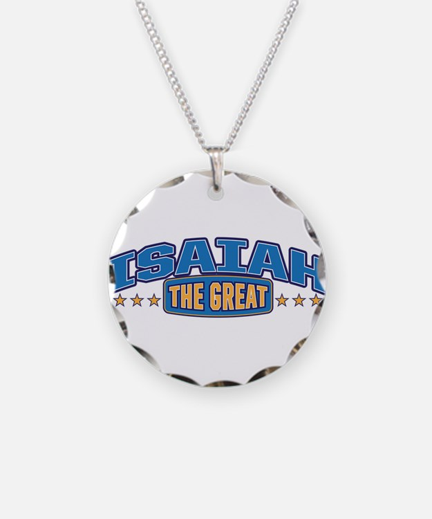 The Great Isaiah Necklace
