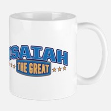 The Great Isaiah Mug