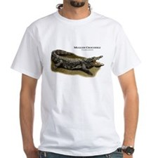 Mugger Crocodile T-Shirt