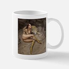 Pet Leopard Small Mug