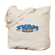 The Great Ivan Tote Bag