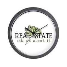 RE ASK ME 2 Wall Clock