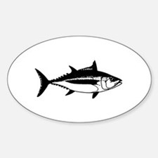 Longfin Albacore Tuna Decal