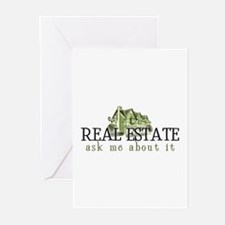 RE ASK ME 2 Greeting Cards (Pk of 10)