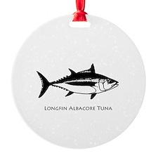 Longfin Albacore Tuna Ornament