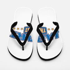The Great Jabari Flip Flops