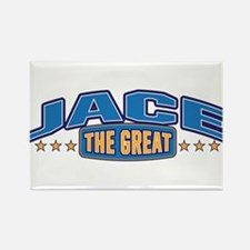 The Great Jace Rectangle Magnet