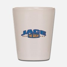 The Great Jace Shot Glass