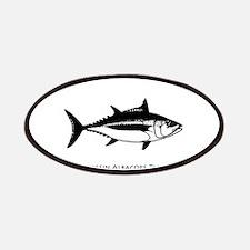 Longfin Albacore Tuna Patches