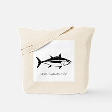Longfin Albacore Tuna Tote Bag