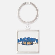 The Great Jacoby Keychains