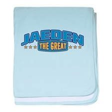 The Great Jaeden baby blanket