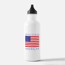 Proud American Water Bottle