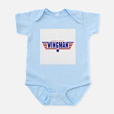 Daddy's Little Wingman Body Suit