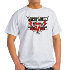 Fazt Eddy Speed Shack Service T-Shirt