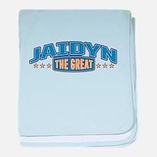 The Great Jaidyn baby blanket