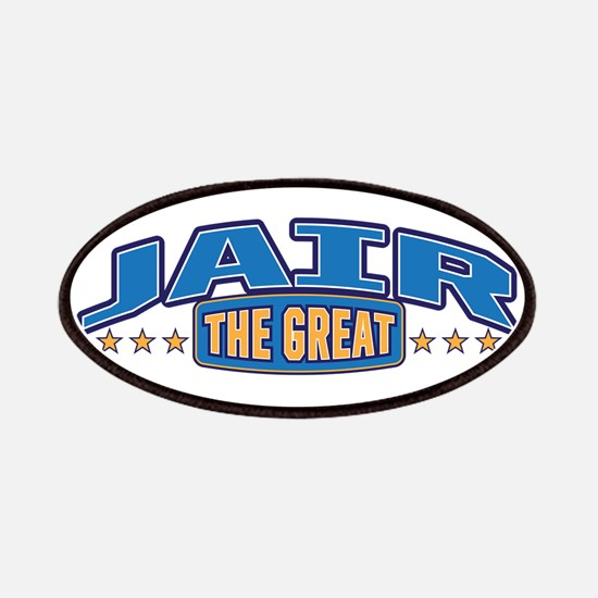 The Great Jair Patches