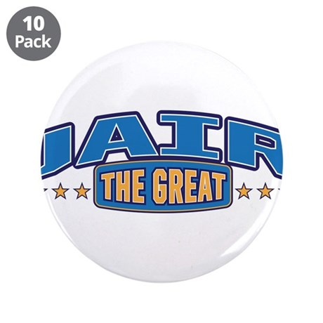 """The Great Jair 3.5"""" Button (10 pack)"""