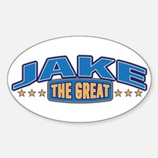 The Great Jake Decal