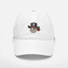 Throwback Pirate Baseball Baseball Baseball Cap