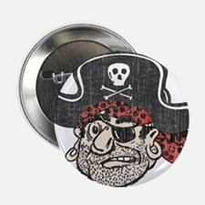 "Throwback Pirate 2.25"" Button (100 pack)"