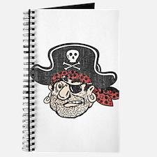 Throwback Pirate Journal