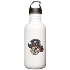 Throwback Pirate Water Bottle
