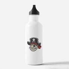 Throwback Pirate Water Bottle