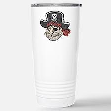 Throwback Pirate Travel Mug