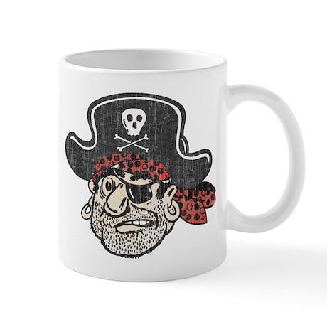 Throwback Pirate Mug