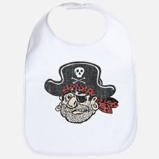 Throwback Pirate Bib