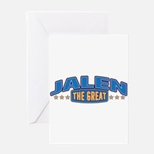The Great Jalen Greeting Card